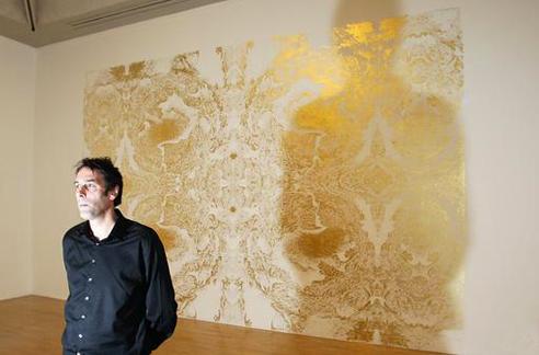 Richard wright turner prize 2009 seeing hearing speaking - Moderne fresco ...
